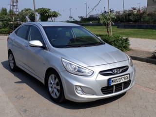 2012 Hyundai Verna SX CRDi AT