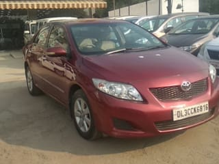 2010 Toyota Corolla Altis Diesel D4DG