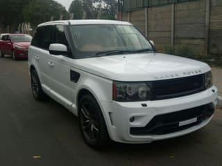 2011 Land Rover Range Rover Sport 2005 2012 Supercharged V8 (Petrol)