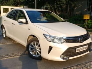 2015 Toyota Camry 2.5 G