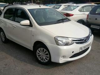 2013 Toyota Etios Liva G