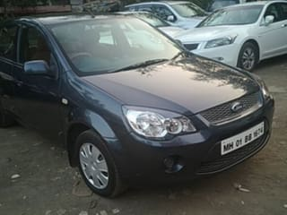 2011 Ford Fiesta 1.6 Duratec EXI