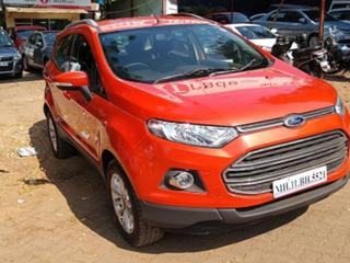 2013 Ford Ecosport 1.5 Ti VCT MT Titanium