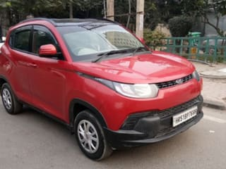 2016 Mahindra KUV 100 mFALCON G80 K4