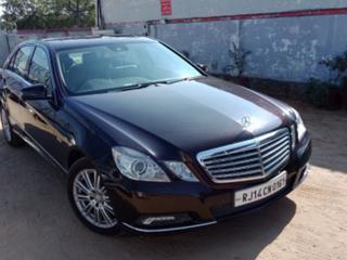 2010 Mercedes-Benz E-Class 2009-2013 E250 CDI Blue Efficiency