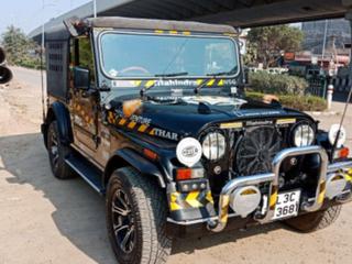 2011 Mahindra Thar 4X4