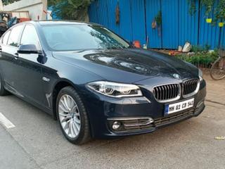 2015 BMW 5 Series 2013-2017 520d Luxury Line