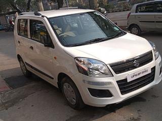 2017 Maruti Wagon R LXI BS IV