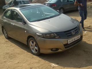 2010 Honda City 1.5 V MT