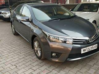 2015 Toyota Corolla Altis 2008-2013 1.8 VL AT