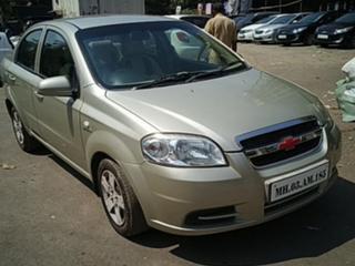 2007 Chevrolet Aveo 1.4 BS IV