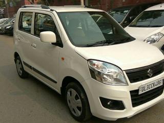 2015 Maruti Wagon R AMT VXI
