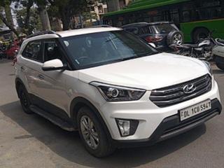 2016 Hyundai Creta 1.6 SX Plus Dual Tone Petrol