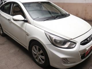 Hyundai Verna 1.6 CRDI AT SX Option