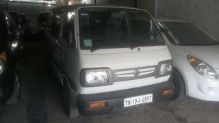 2012 Maruti Omni 5 Seater BSIV
