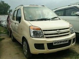 2006 Maruti Wagon R LXI DUO BS IV