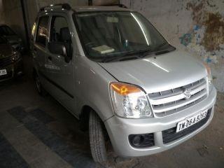 2009 Maruti Wagon R LXI BS IV