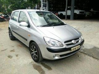 2010 Hyundai Getz 1.3 GLS
