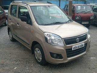 2013 Maruti Wagon R LXI DUO BS IV