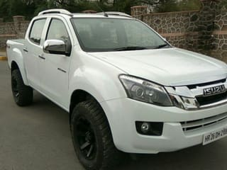 2017 ISUZU D-MAX V-Cross 4X4