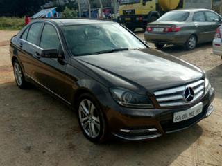 2013 Mercedes-Benz New C-Class C 200 BE Classic