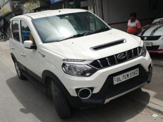 2016 Mahindra NuvoSport N6 AMT