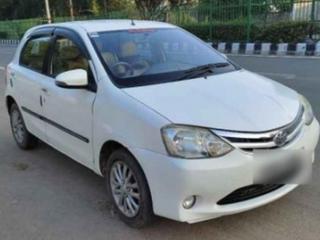 Toyota Etios Liva V