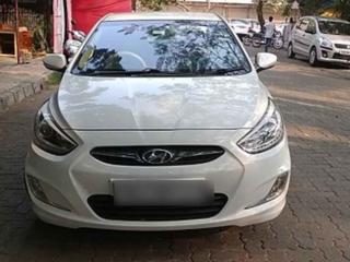 Hyundai Verna 1.6 SX CRDI (O) AT