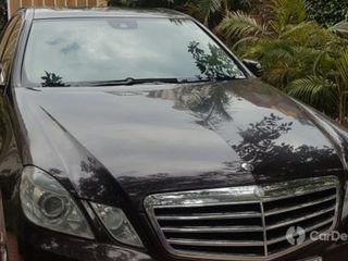 2011 Mercedes-Benz E-Class 2009-2013 E350 CDI Avantgarde