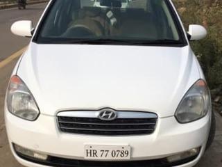 2010 Hyundai Verna CRDi SX