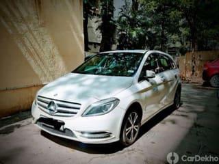 2015 Mercedes-Benz B Class Edition 1