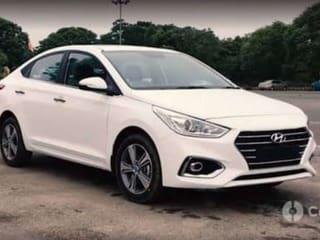 Hyundai Verna 1.6 VTVT SX Option