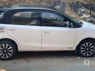 2016 Toyota Etios Liva V Limited Edition