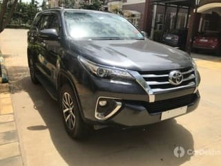 2017 Toyota Fortuner 2.8 4WD AT BSIV