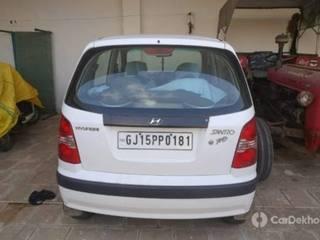 2007 Hyundai Santro Xing GL CNG