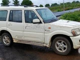2009 Mahindra Scorpio VLX 2WD 7S BSIV