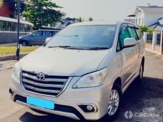 Toyota Innova 2.5 EV (Diesel) PS 8 Seater BS IV