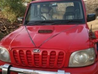 Mahindra Scorpio VLX 4WD 7S BSIV