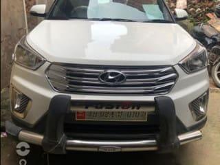Hyundai Creta 1.4 CRDi S Plus