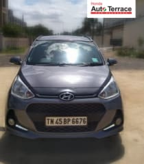 Hyundai Grand i10 AT Sportz