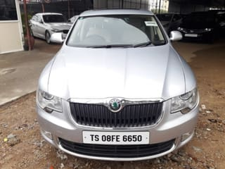 2010 Skoda Superb Elegance 1.8 TSI AT