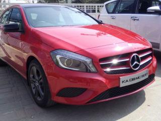 2014 Mercedes-Benz A Class Edition 1