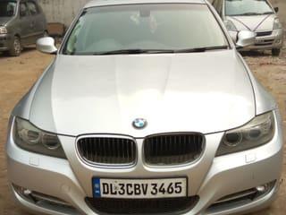 2010 BMW 3 Series 320d Luxury Line