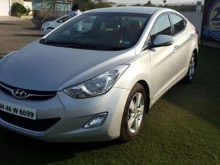 2012 Hyundai Elantra 1.6 SX