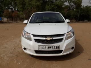 2013 Chevrolet Sail Hatchback Petrol