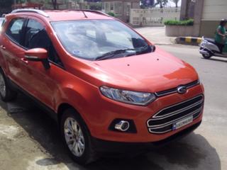 2013 Ford Ecosport 1.5 DV5 MT Titanium Optional