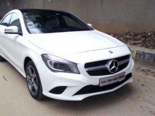 2016 Mercedes-Benz CLA 200 D Sport Edition