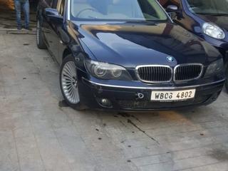 2008 BMW 7 Series 740i Sedan