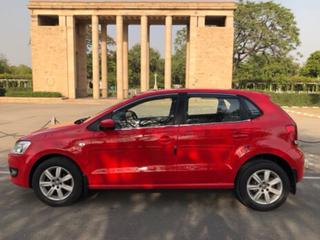 2010 Volkswagen Polo 1.2 MPI Trendline