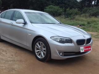 2010 BMW 5 Series 2007-2010 525d Sedan